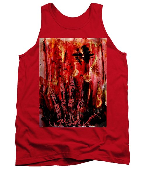 The Seven Deadly Sins - Wrath Tank Top