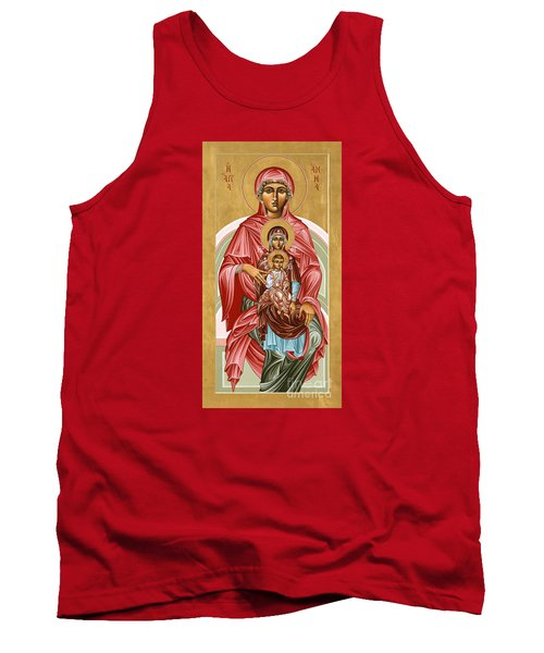 The Shrine Of St Anne 058 Tank Top