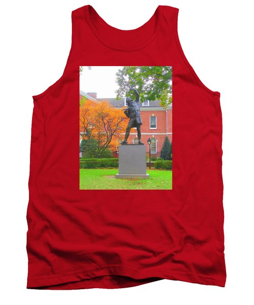 The Signer Tank Top