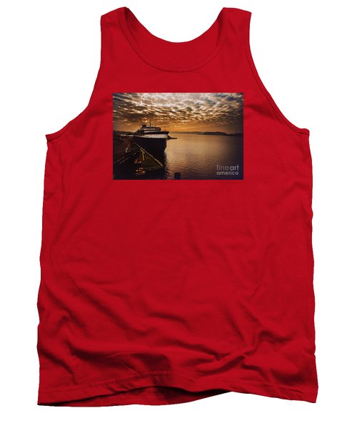 Tank Top featuring the photograph The Spartan by Randall  Cogle