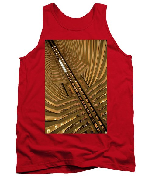 The Spine Tank Top