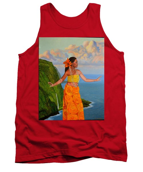 The Star Of The Sea Tank Top