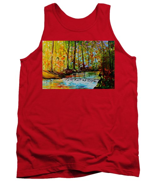 The Stream Tank Top