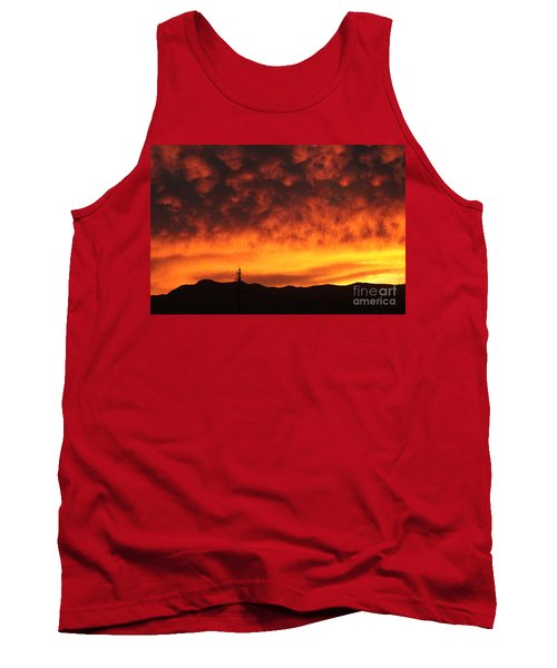 The Sun Goes Down Tank Top