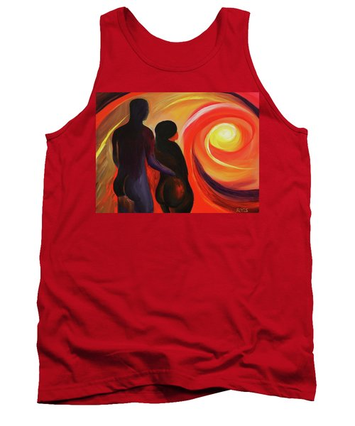The Sunset Of Our Dreams Tank Top