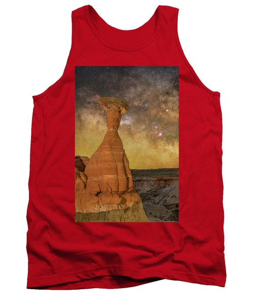 The Toadstool And The Core Tank Top