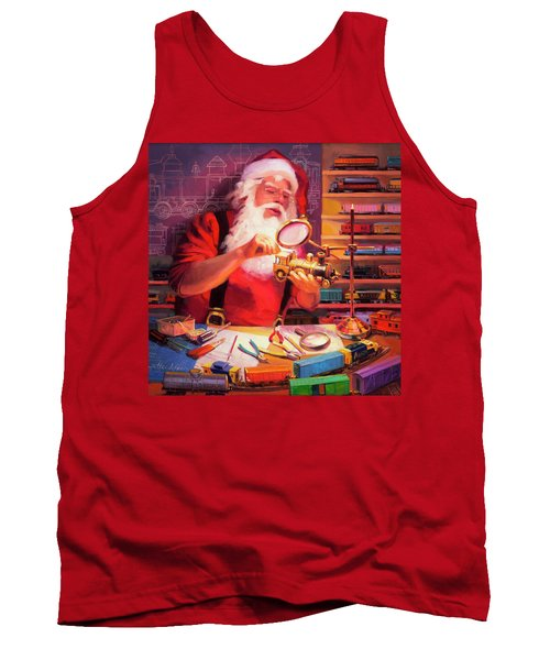 The Trainmaster Tank Top