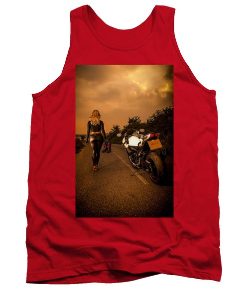 The Traveler Tank Top
