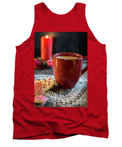 Tank Top featuring the photograph The Warmth Of Our Love by Deborah Klubertanz