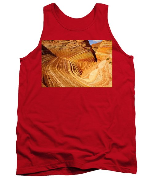 The Side Wave Tank Top