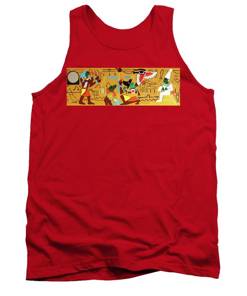The Weighing Of The Heart Tank Top