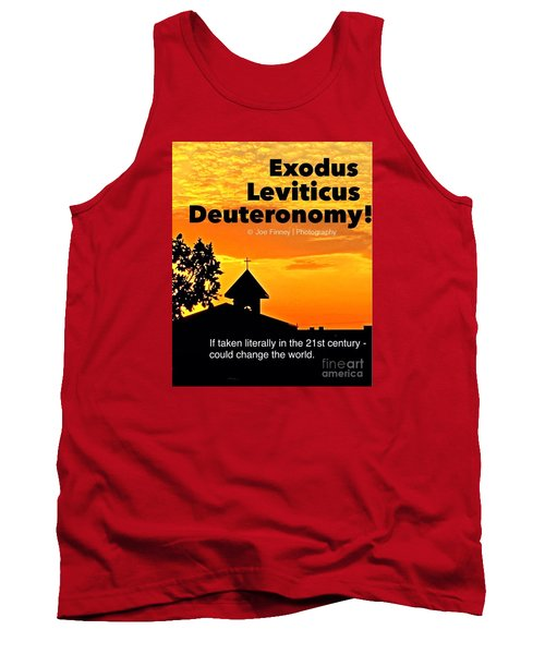 Thechurch Wsy Tank Top