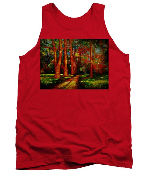 Think About This Tank Top