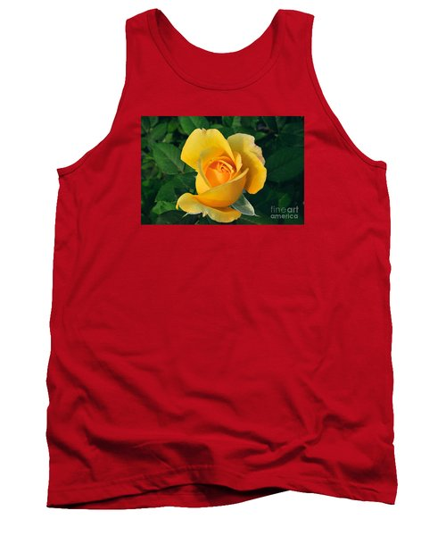 Tank Top featuring the photograph This Bud's For You by Sandy Molinaro