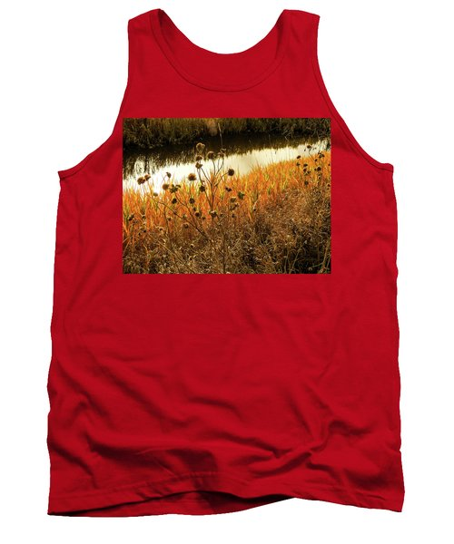 Thistle Down Tank Top