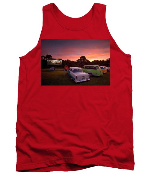 Those Summer Nights Tank Top