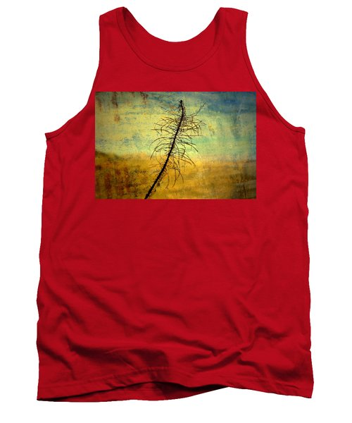 Thoughts So Often Tank Top by Mark Ross