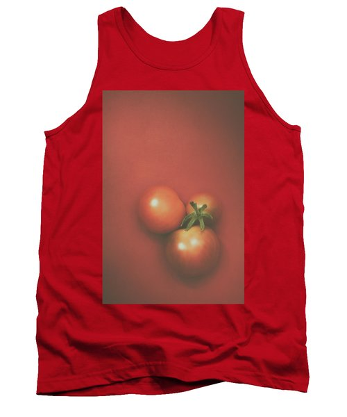 Three Cherry Tomatoes Tank Top