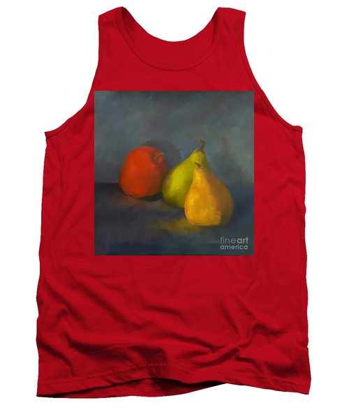 Three's A Crowd Tank Top by Genevieve Brown