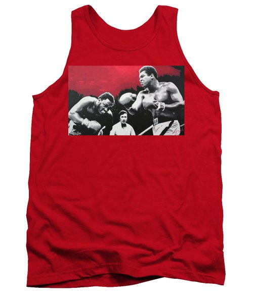 Thrilla In Manila Tank Top