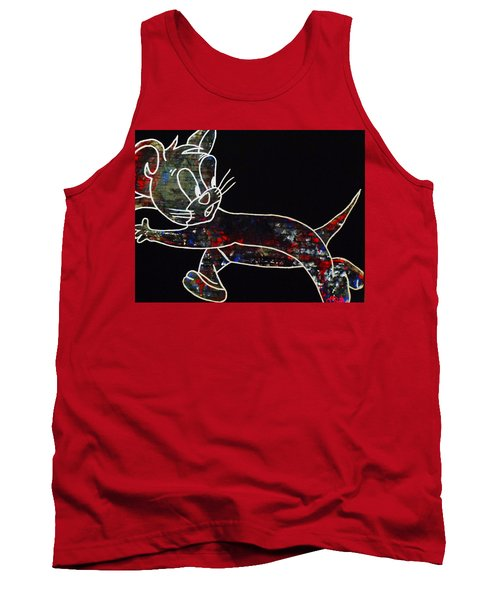 Thriller Tank Top