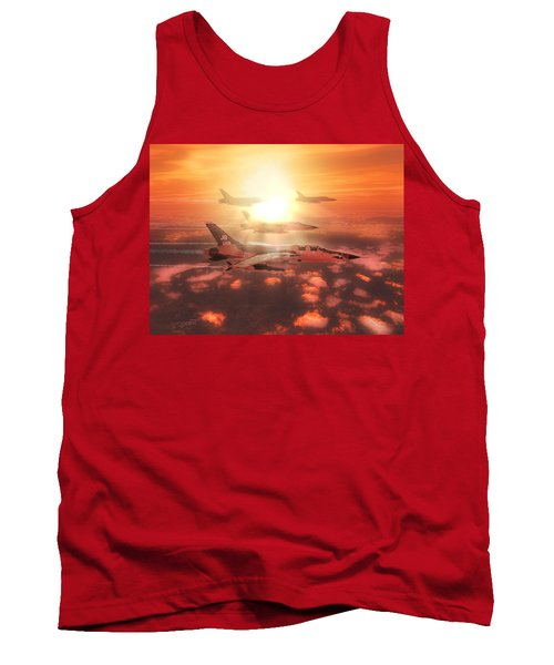Thunderchief Dawn Tank Top