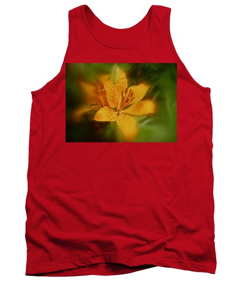 Tank Top featuring the photograph Tiger Lily No. 1 by Richard Cummings