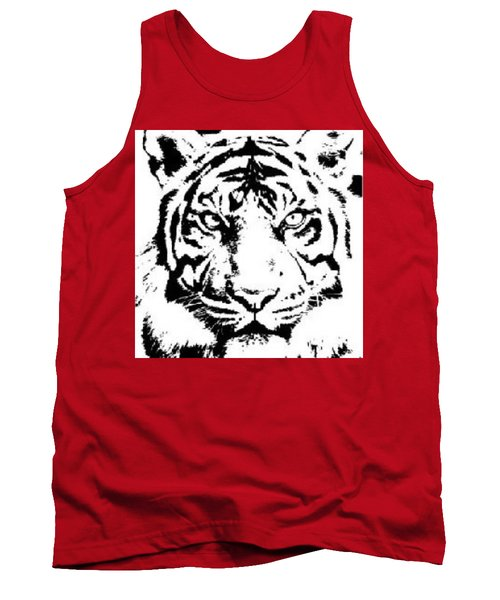Tiger Tank Top by Now
