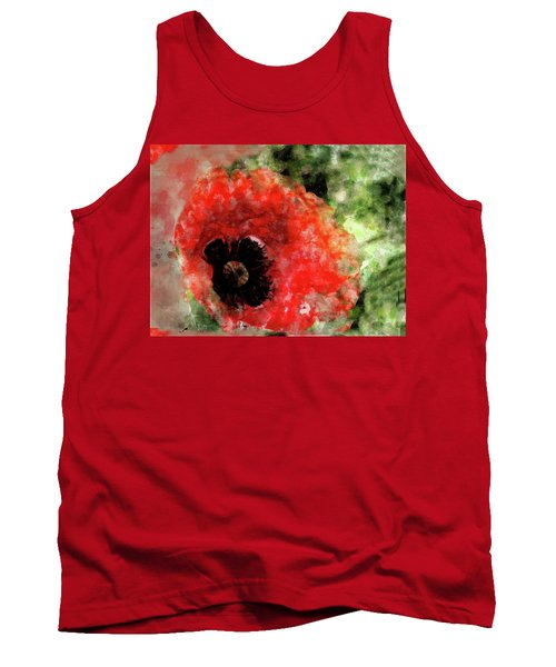 Till The End Of Spring... Tank Top