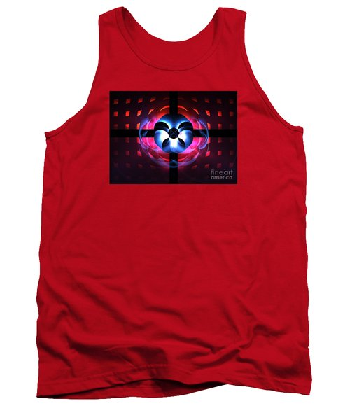 Time Continuum Tank Top