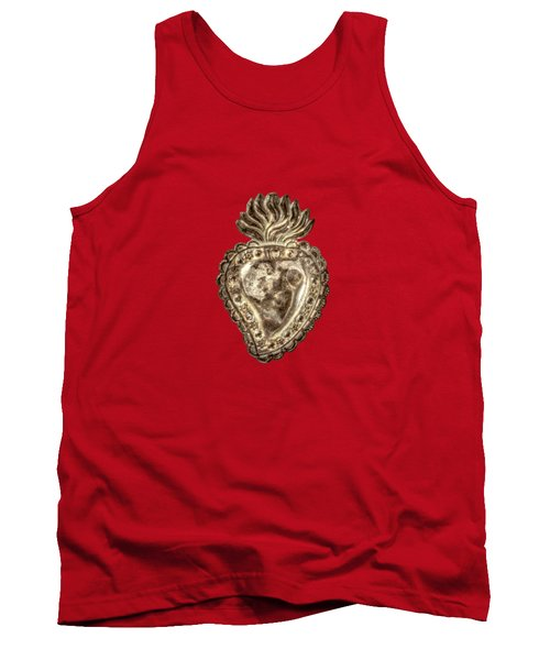 Tin Heart Tank Top