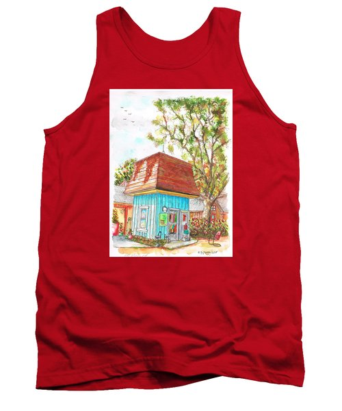 Tiny Tree Boutique In Los Olivos, California Tank Top