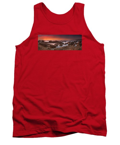To Sea's Unknown Tank Top
