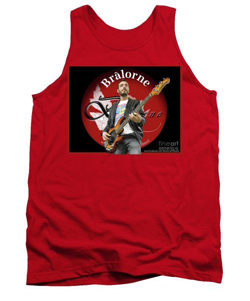 Tom Habchi Of Bralorne Tank Top
