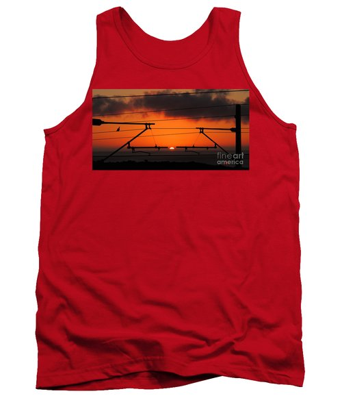 Top Notch Spot Tank Top