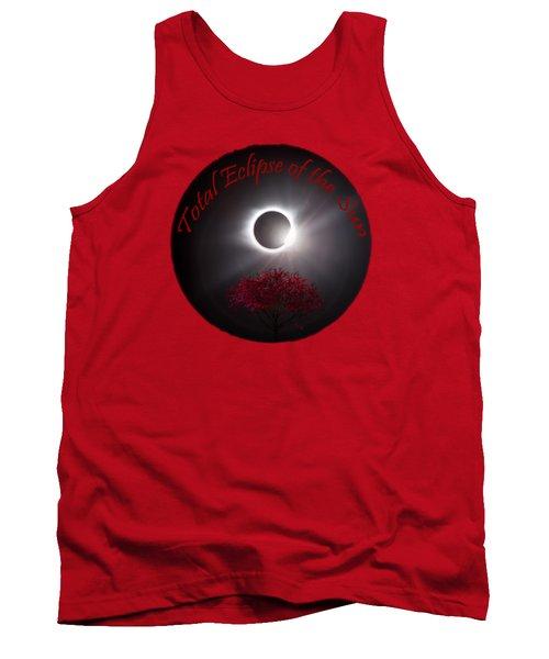 Total Eclipse T Shirt Art  Tank Top