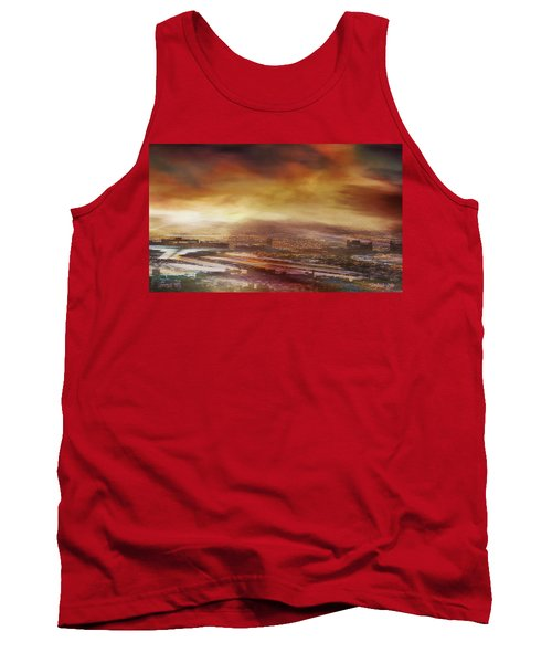 Touch By The Sunrise Tank Top
