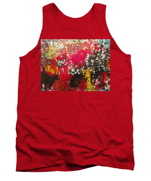 Toulouse Lautrec Tank Top