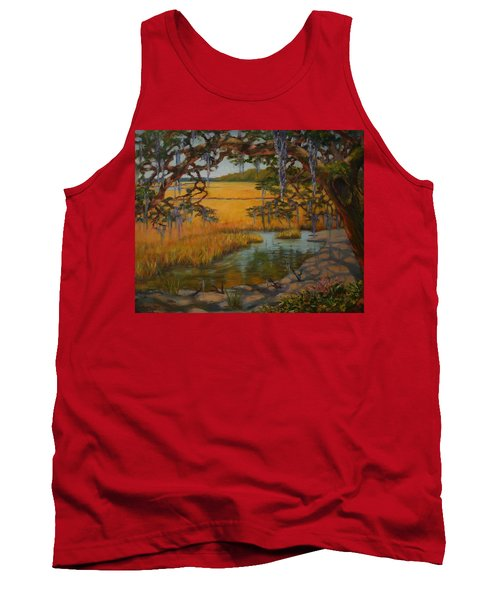 Transition  Tank Top by Dorothy Allston Rogers