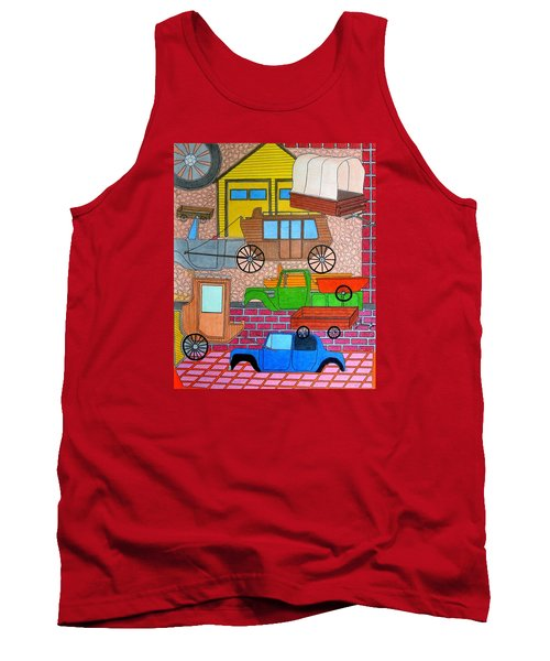 Transport Tank Top