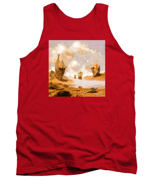 Treasure Island Tank Top