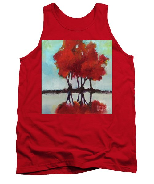 Trees For Alice Tank Top