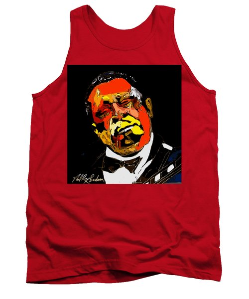tribute to BB King reworked Tank Top