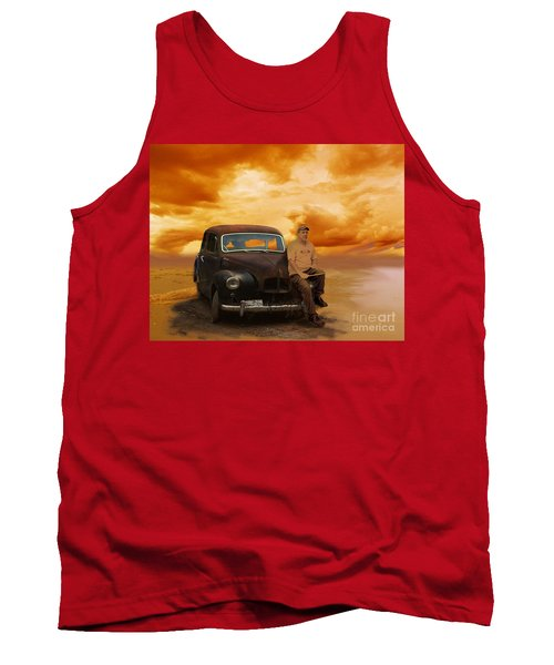 Trippin' With My '48 Austin A40 Tank Top