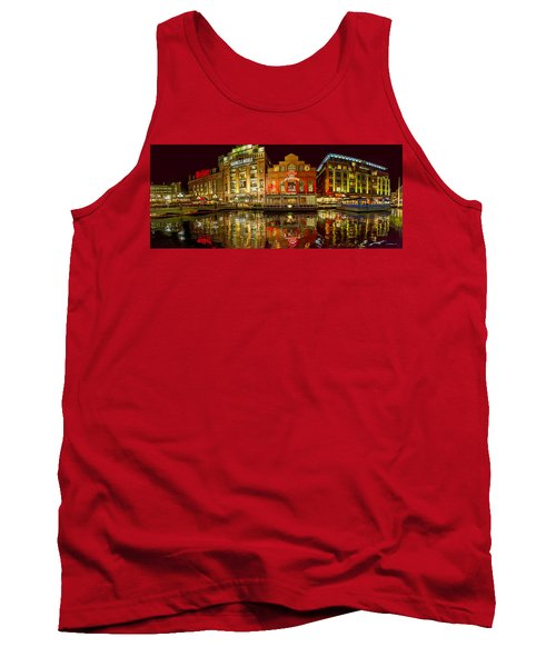 Tripping The Lights - Pano Tank Top