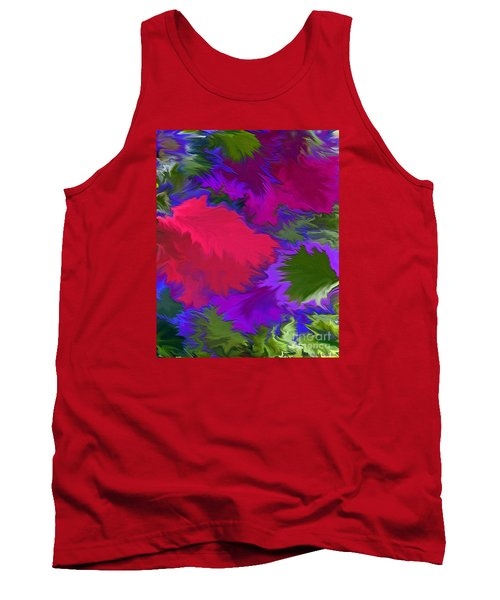 Tank Top featuring the photograph Tropicana by Patricia Griffin Brett