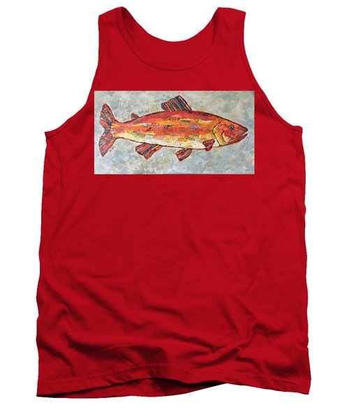 Trudy The Trout Tank Top