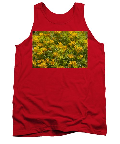 True Gold Tank Top