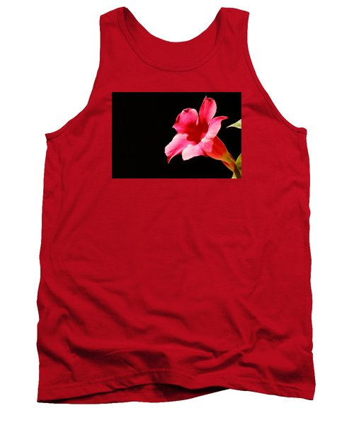Tank Top featuring the photograph Trumpet by Richard Patmore