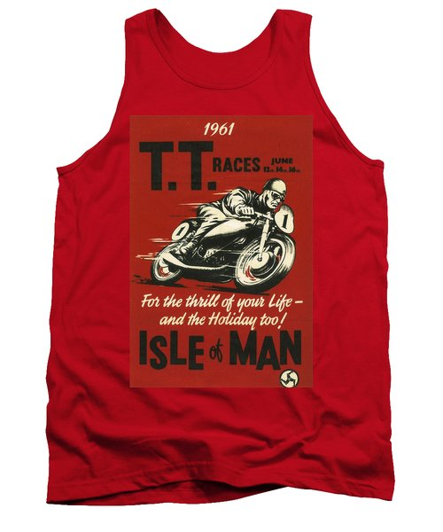 Tt Races 1961 Tank Top